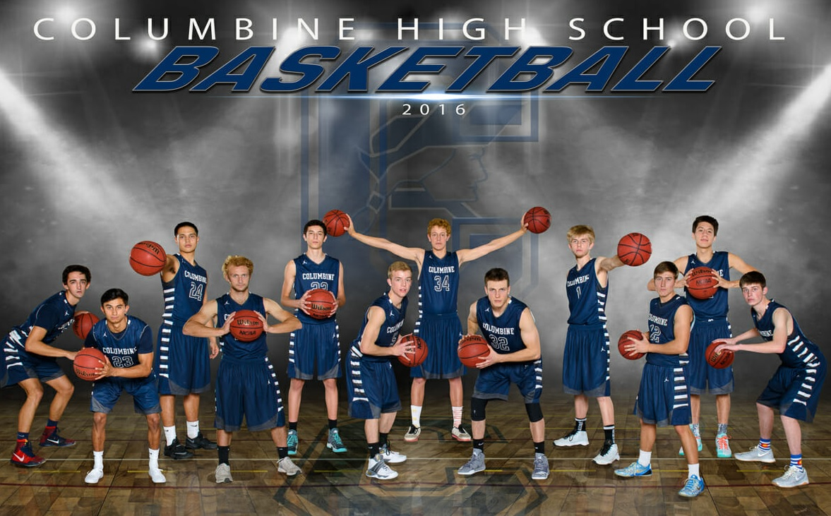 basketball team banners